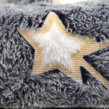 BED COVER GLOWING  STARS 125X152 CM - ABU-ABU_3