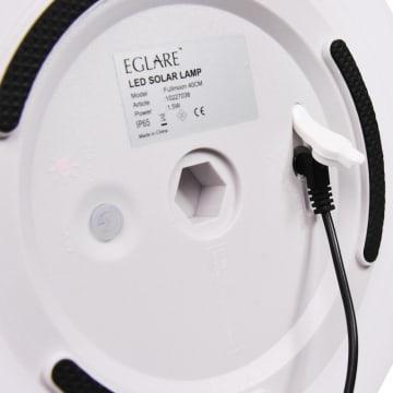EGLARE LAMPU LED SOLAR POWER MOON 40 CM_3