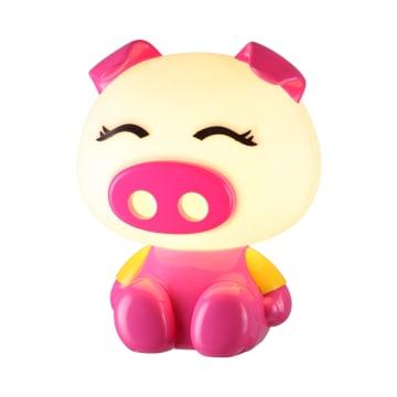 EGLARE LAMPU MEJA PIGGY - PINK/PUTIH_2