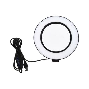 STAND SELFIE DENGAN LAMPU RING 16 CM_2
