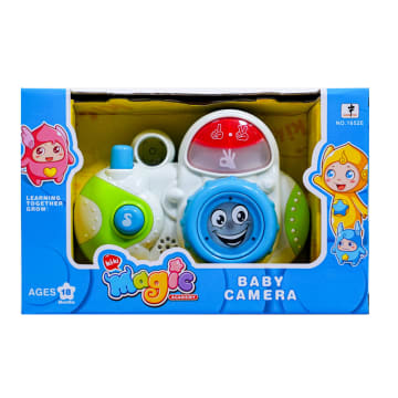 TOMINDO BABY CAMERA MUSIC MULTICOLOUR_1
