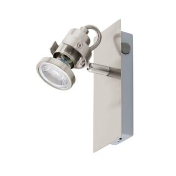 EGLO LAMPU SOROT LED TUKON PLAFON GU10 - SATIN/NIKEL_2