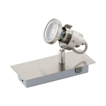 EGLO LAMPU SOROT LED TUKON PLAFON GU10 - SATIN/NIKEL_3