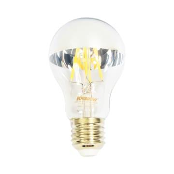 KRISBOW BOHLAM LED FILAMEN A60 3W - COOL DAYLIGHT_1