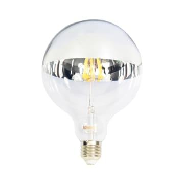 KRISBOW BOHLAM LED FILAMEN G125 5W - WARM WHITE_1