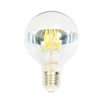 KRISBOW BOHLAM LED FILAMEN G80 5W - COOL DAYLIGHT_1