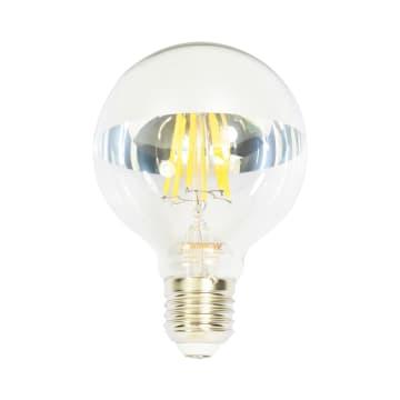 KRISBOW BOHLAM LED FILAMEN G80 5W - WARM WHITE_1