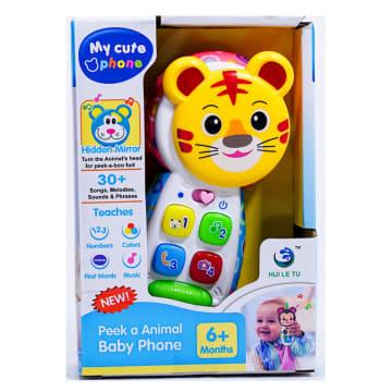TOMINDO MAINAN MUSIK BABY PHONE TIGER LT3983_1