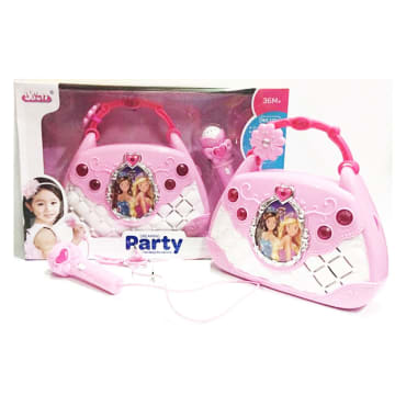 TOMINDO MAINAN MUSIK DREAM PARTY MUSIC MICROPHONE 1706_1
