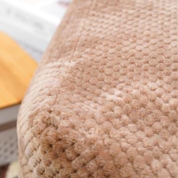 BEAN BAG SQUARE - COKELAT_2