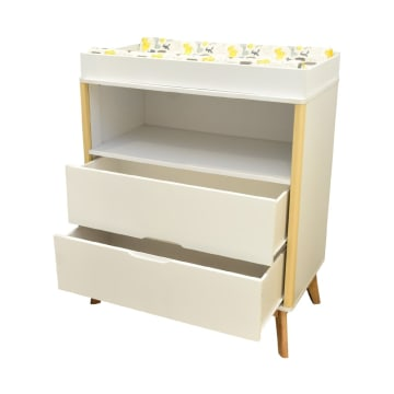 FREE GIFT MATRAS BABY CHANGING TABLE 85.6X52.5X3 CM_3