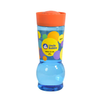 UNCLE BUBBLE CAIRAN GELEMBUNG ISI ULANG 472 ML - ORANYE_1
