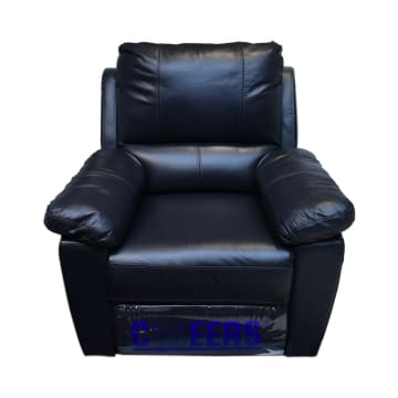 CHEERS MC BELLE SOFA RECLINER 1 DUDUKAN - NAVY_1