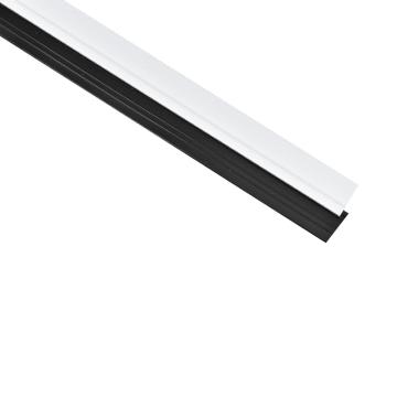 KRISBOW PENUTUP LUBANG BAWAH PINTU PVC-KARET 91 CM - PUTIH_1