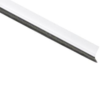 KRISBOW PENUTUP LUBANG BAWAH PINTU PVC-PILESEAL 91 CM - PUTIH_1