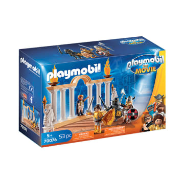 PLAYMOBIL MARLA IN THE COLOSSEUM_1