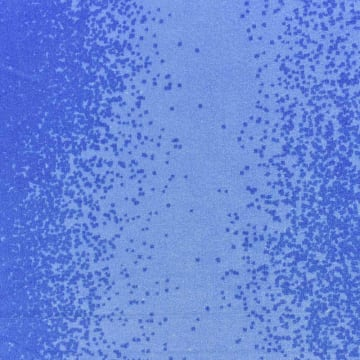 KRISHOME SET SEPRAI MICROFIBER INDIGO 120X200+30 CM 3 PCS - BIRU_2