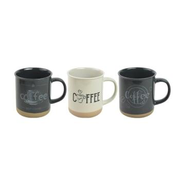 APPETITE SET MUG COFFE 440 ML 3 PCS_1