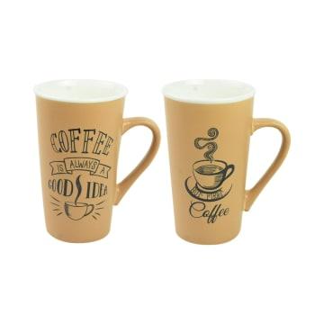 APPETITE SET MUG COFFEE GOOD 500 ML 2 PCS_1