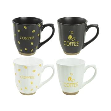 APPETITE SET MUG COFFEE SEED 410 ML 4 PCS_1