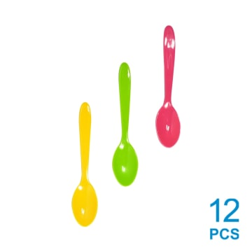 ATARU SET SENDOK PLASTIK 12 PCS_1