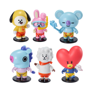 BT21 UNIVERSTAR  VOLUME 2_3