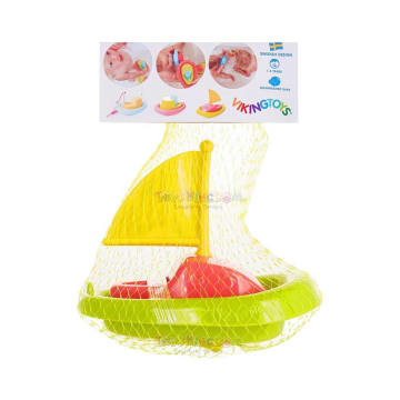 VIKING TOYS SAILING BOAT IN NETTED BAG_1