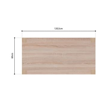 TWISTER MEJA BAR 120X60X105 CM_4