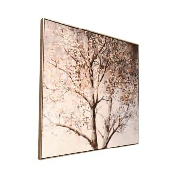 HIASAN DINDING TREE X30 102.5X102.5X4.5 CM_1