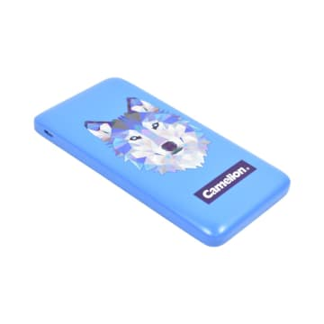CAMELION POWER BANK 3D PRINTED WOLF 8000 MAH_3