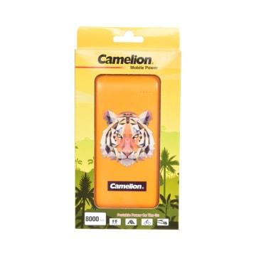 CAMELION POWER BANK 3D PRINTED TIGER 8000 MAH_1