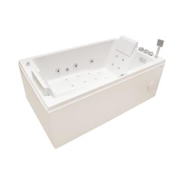 ORANS BATHTUB WHIRLPOOL BT 62115BR L - PUTIH_1