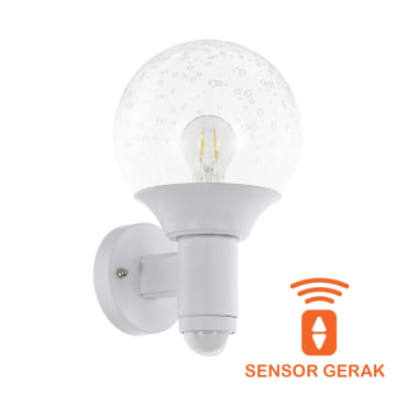 EGLO SOSSANO LAMPU DINDING SENSOR GERAK - PUTIH_1