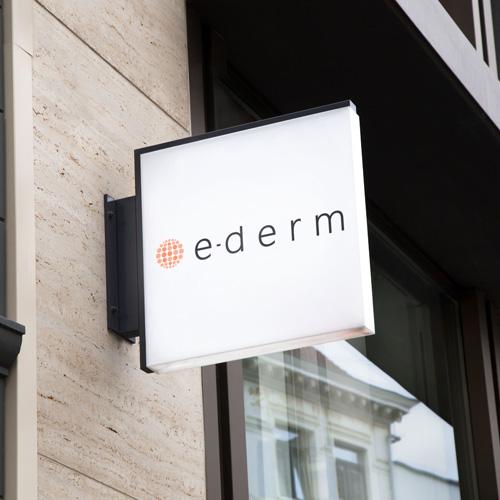 Ederm Centers Logo