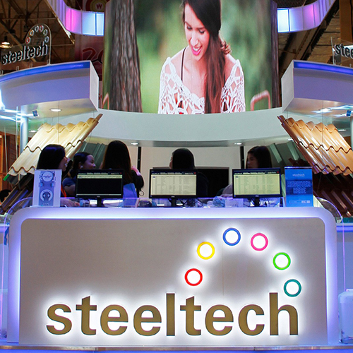 Steeltech Website