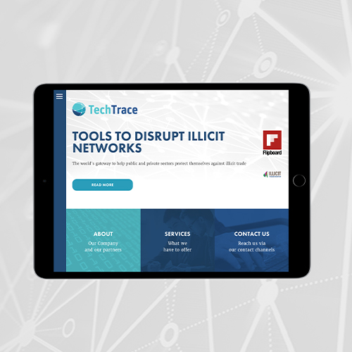 TechTrace Website