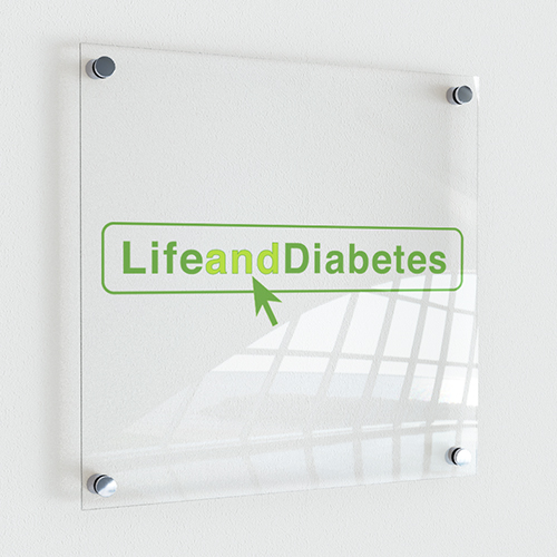 Life and Diabetes Logo