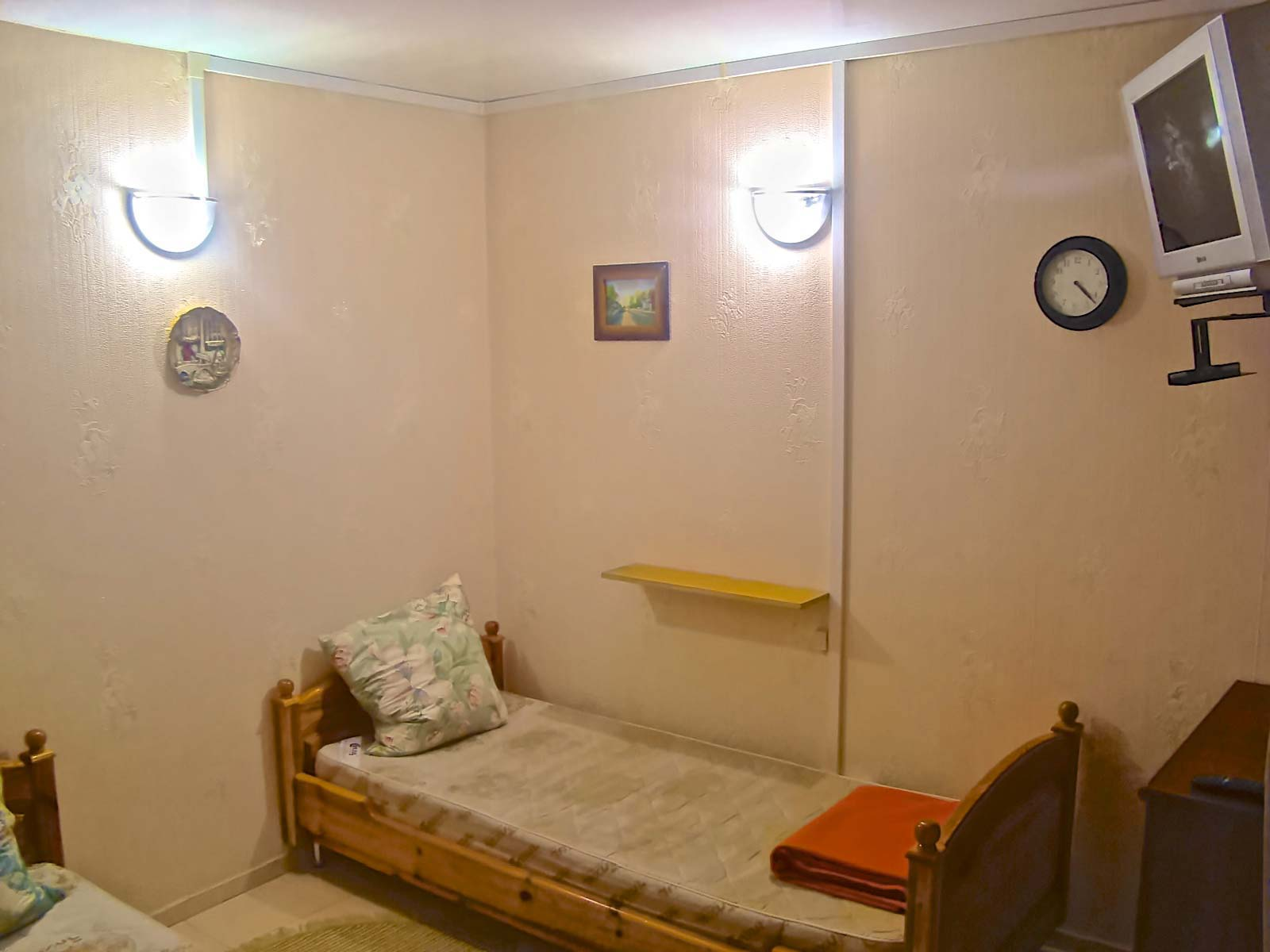 "Bedroom at ""Bezh"""