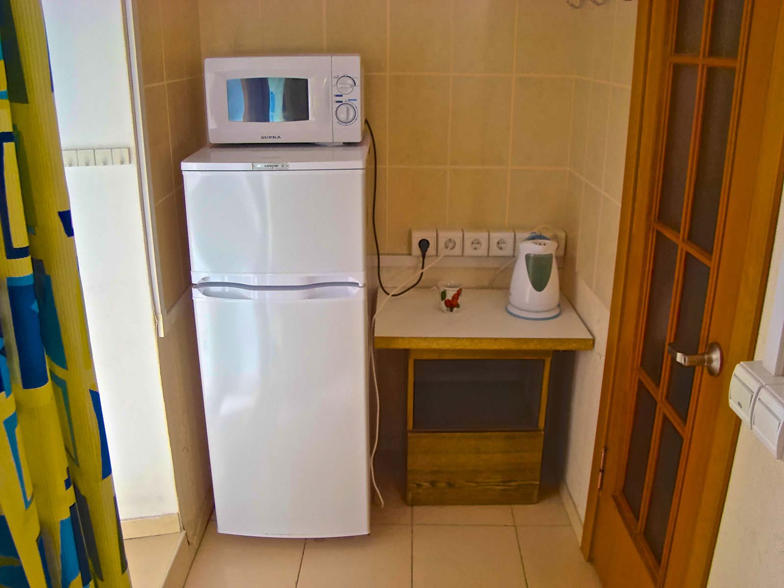 "Appliances at ""Bezh"""