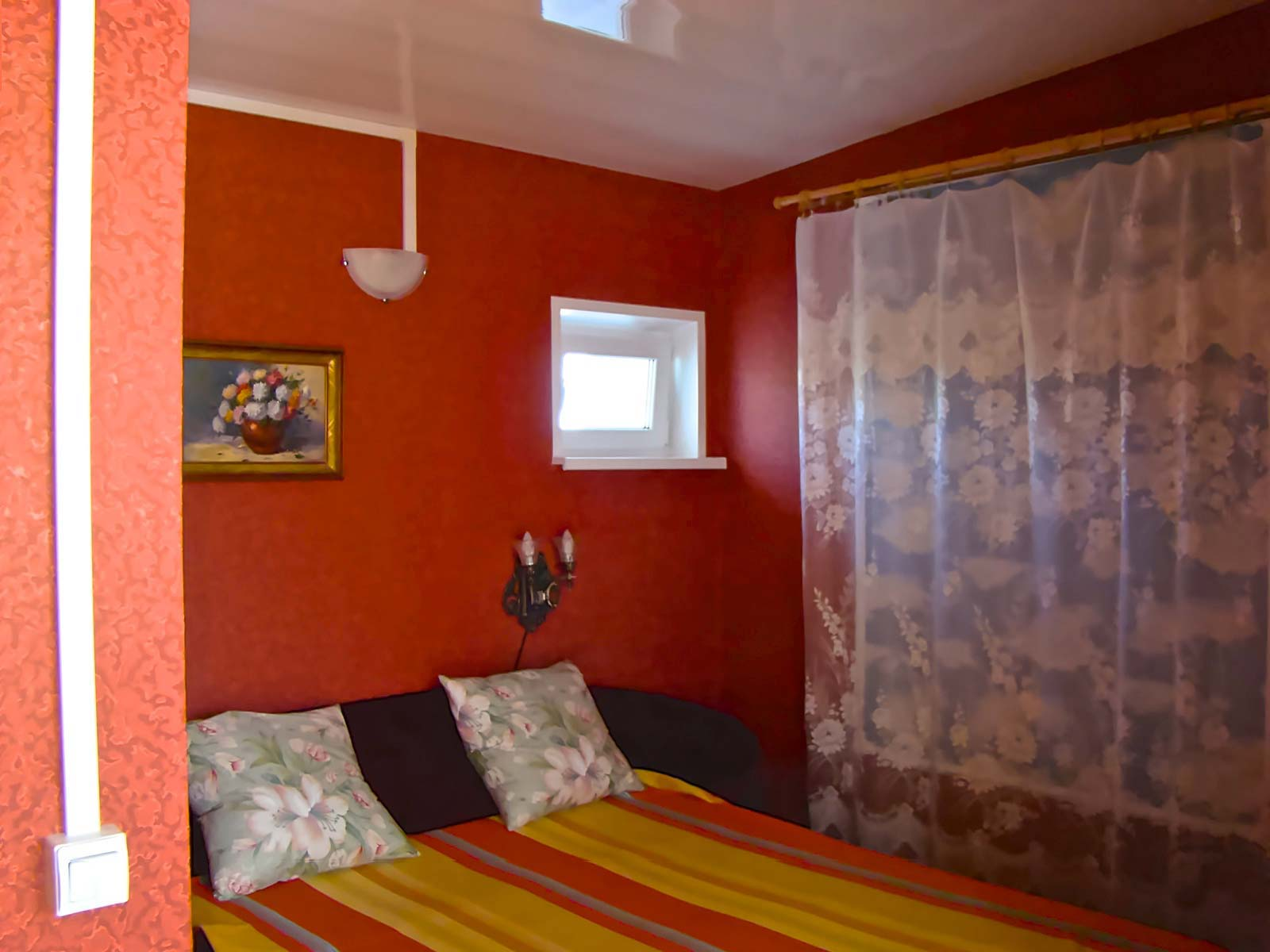 "Bedroom at ""Bordo"""