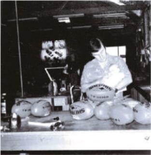 Sherrin Factory