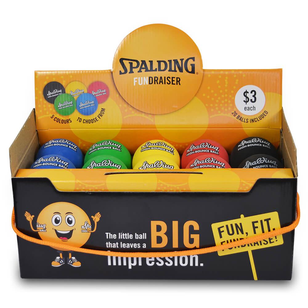 Fundraiser High Bounce Balls