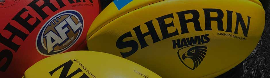 Sherrin football size guide