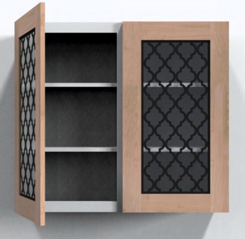 Grand Cabinet Door