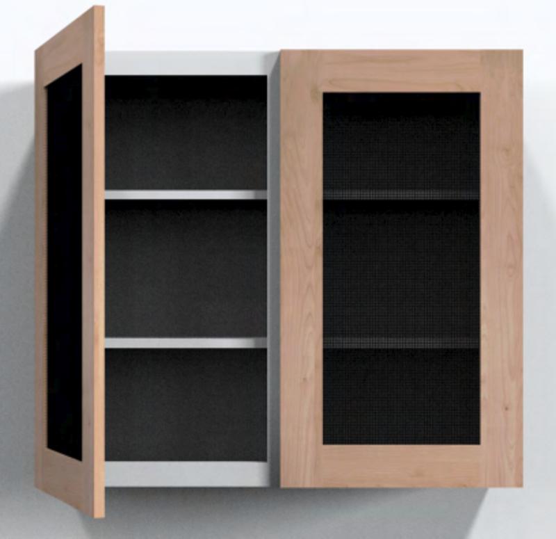 Prairie Cabinet Door