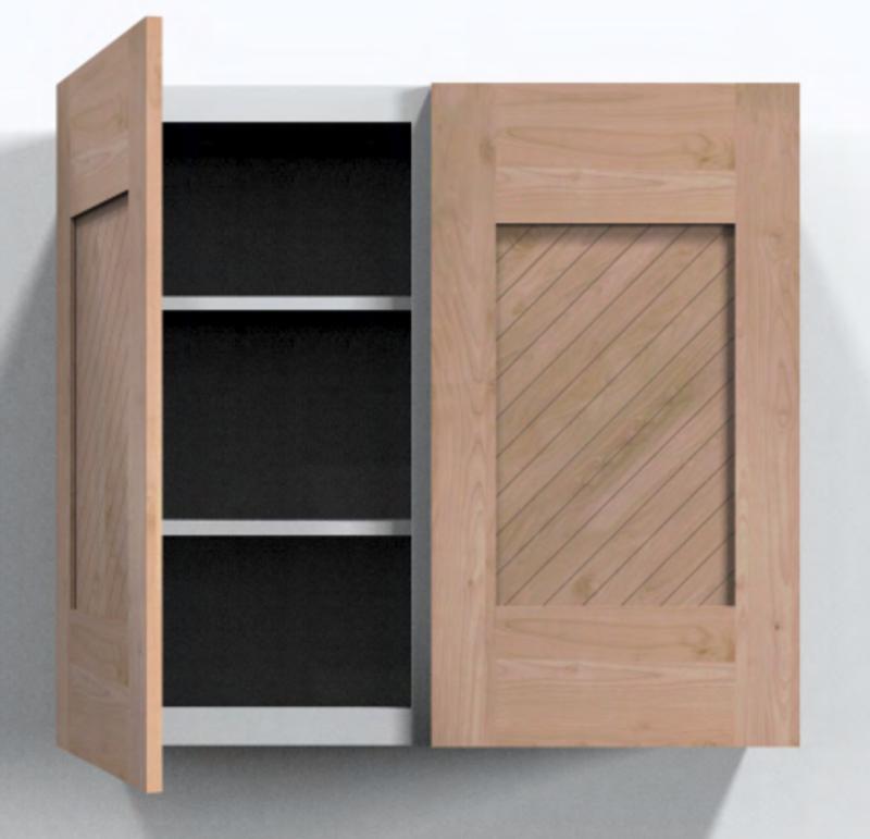 Upland Cabinet Door