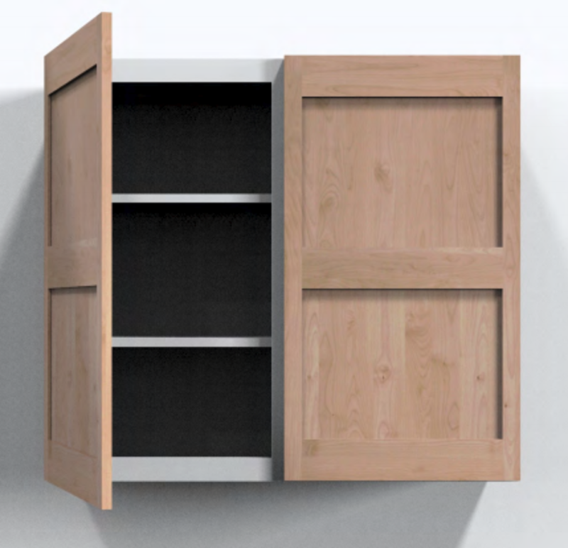 Plateau Cabinet Door