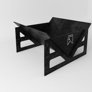 The Artisan Wood Burning Fire Pit