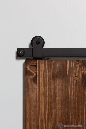 207 Top Mount Cabinet Barn Door Hardware