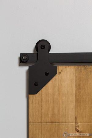 217 Corner Cabinet Barn Door Hardware